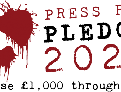Pledge To Raise £1000 For Press Red Throughout 2020